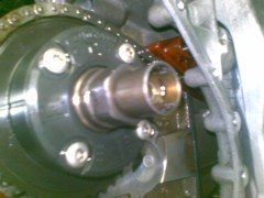 replace cam advancer solenoid