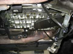 Mercedes auto transmission servicing