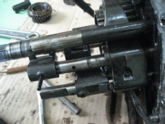 overhauling manual transmission