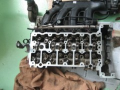 mercedes top overhaul cylinder head